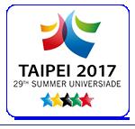 Univerziáda 2017 - Taipei